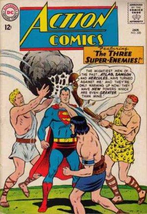 Action Comics # 320