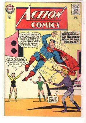 Action Comics # 321