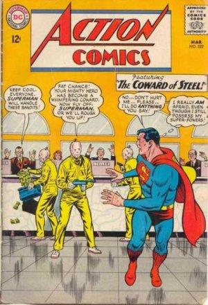 Action Comics # 322