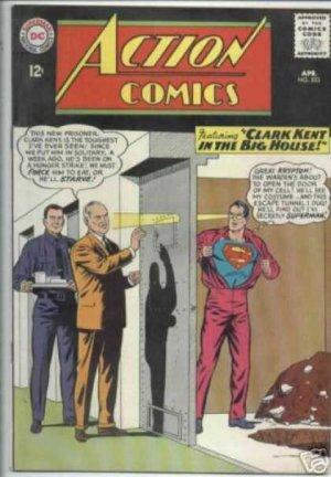 Action Comics # 323