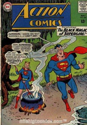 Action Comics # 324