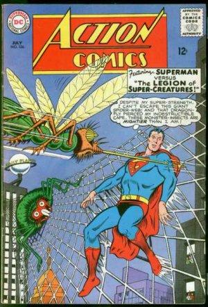 Action Comics # 326