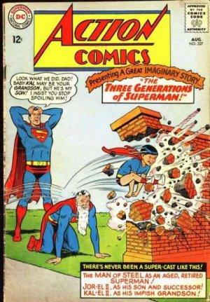 Action Comics # 327