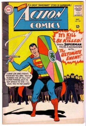 Action Comics # 329