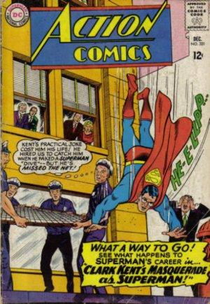 Action Comics # 331