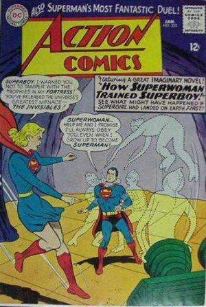 Action Comics # 332
