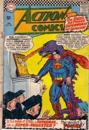 Action Comics # 333