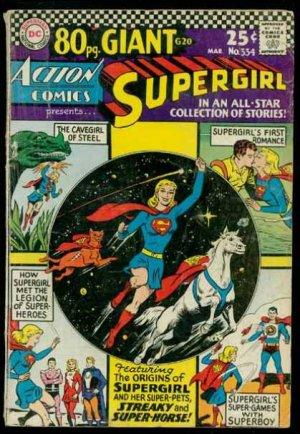 Action Comics # 334