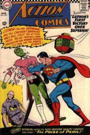 Action Comics # 335