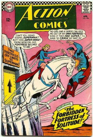 Action Comics # 336