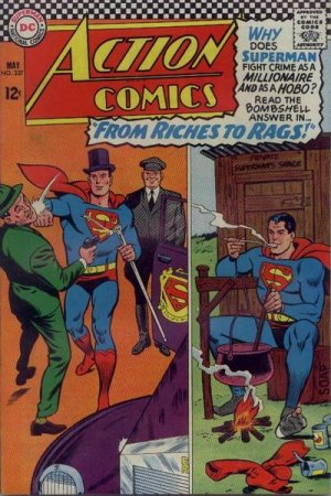 Action Comics # 337