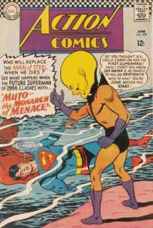 Action Comics # 338