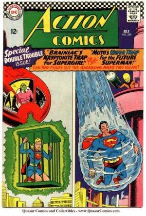 Action Comics # 339