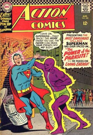 Action Comics # 340