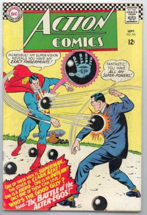 Action Comics # 341