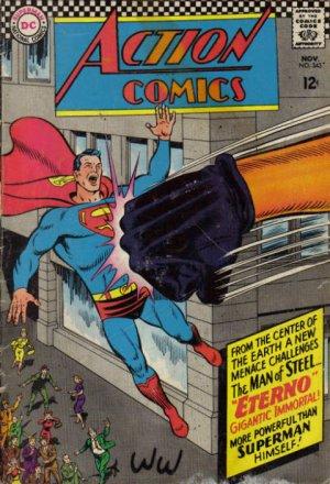 Action Comics # 343