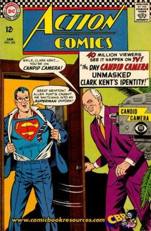 Action Comics # 345