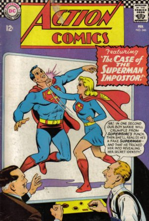 Action Comics # 346
