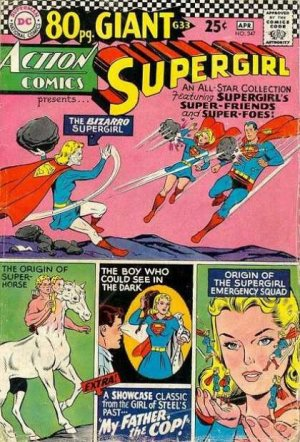 Action Comics # 347