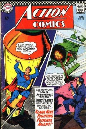 Action Comics # 348
