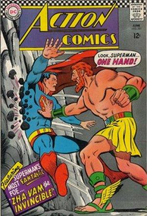 Action Comics # 351
