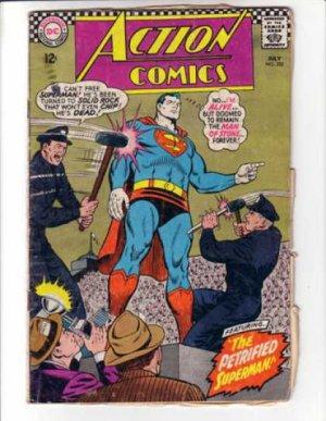 Action Comics # 352