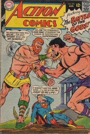 Action Comics # 353