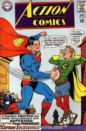 Action Comics # 354