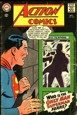 Action Comics # 355
