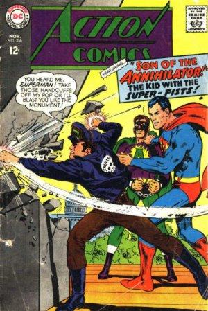 Action Comics # 356