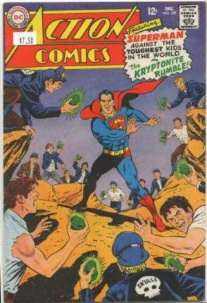 Action Comics # 357