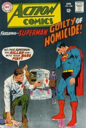 Action Comics # 358