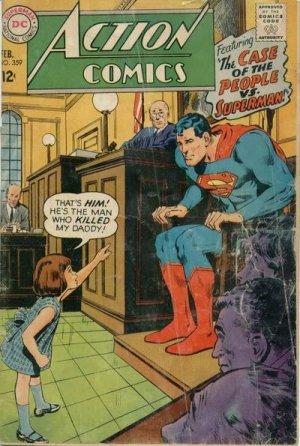 Action Comics # 359