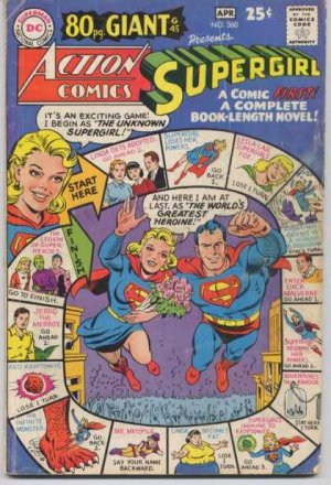 Action Comics # 360