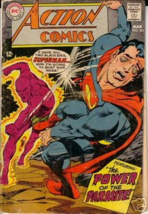 Action Comics # 361