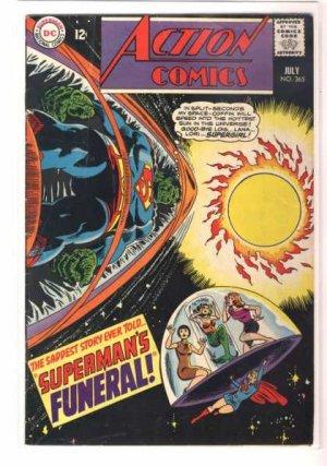 Action Comics # 365