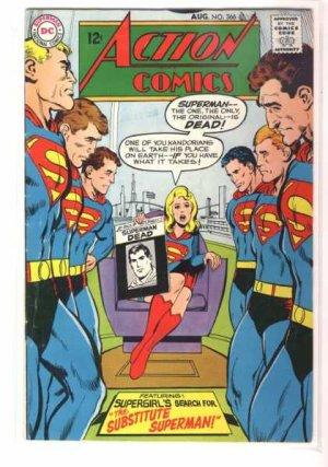 Action Comics # 366