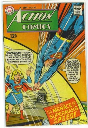 Action Comics # 367