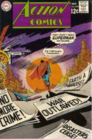 Action Comics # 368