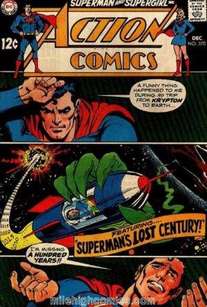 Action Comics # 370