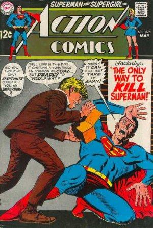 Action Comics # 376