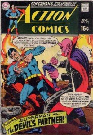 Action Comics # 378