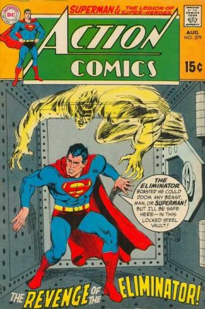 Action Comics # 379