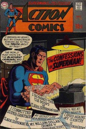 Action Comics # 380