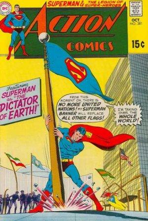 Action Comics # 381
