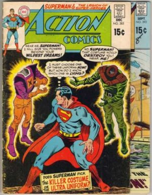 Action Comics # 383