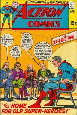 Action Comics # 386