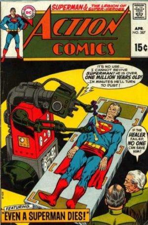 Action Comics # 387
