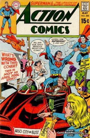 Action Comics # 388