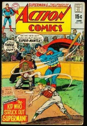 Action Comics # 389